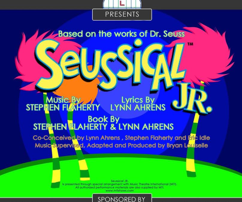 Seussical Jr – July 31 Matinee